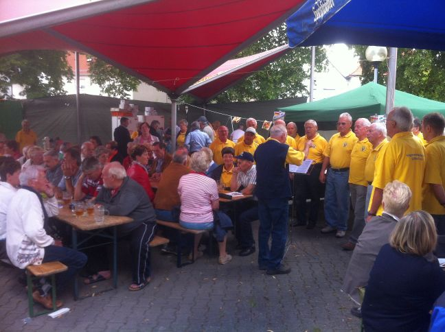 SVE Sommerfest July 2012